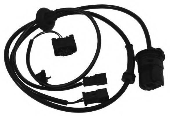 TEXTAR 45001100 Датчик, частота вращения колеса