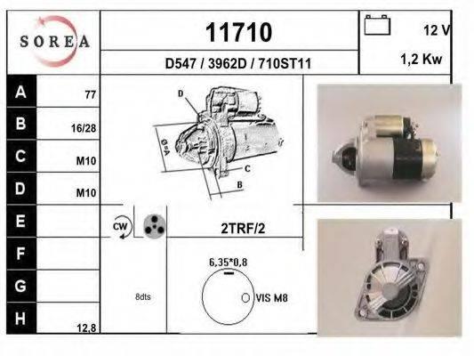 EAI 11710 Стартер