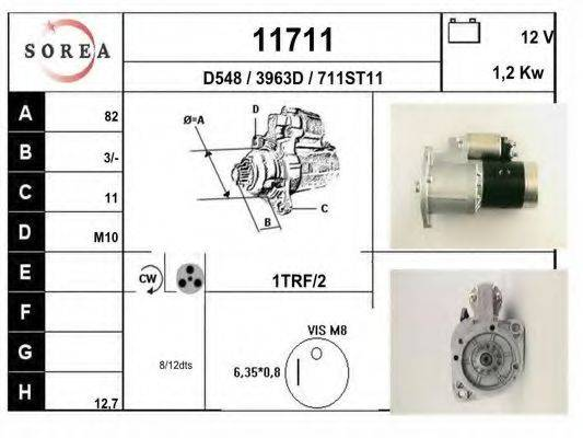 EAI 11711 Стартер