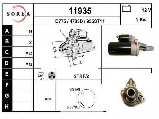 EAI 11935 Стартер