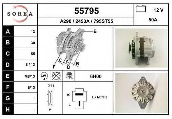 EAI 55795 Генератор