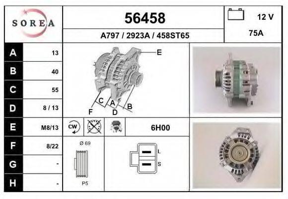 EAI 56458 Генератор