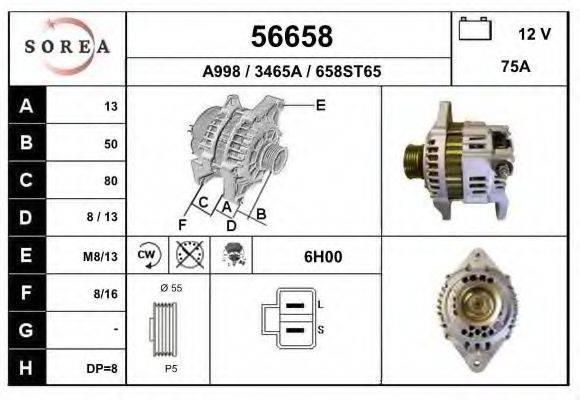 EAI 56658 Генератор
