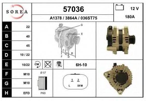 EAI 57036 Генератор