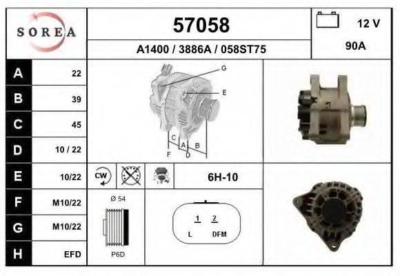 EAI 57058 Генератор