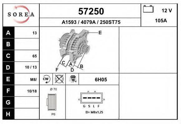 EAI 57250 Генератор