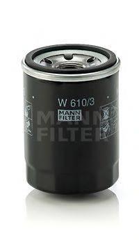 MANN-FILTER W6103 Масляный фильтр