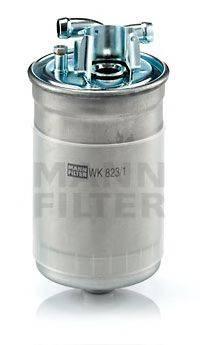MANN-FILTER WK8231 Топливный фильтр