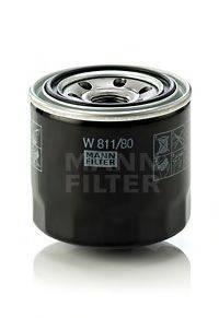 MANN-FILTER W81180 Масляный фильтр