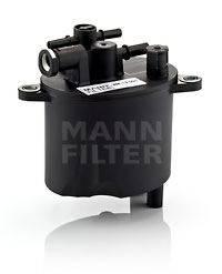 MANN-FILTER WK12001 Топливный фильтр