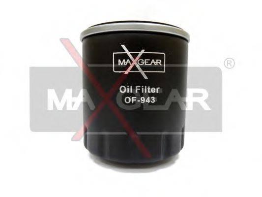 MAXGEAR 260007 Масляный фильтр