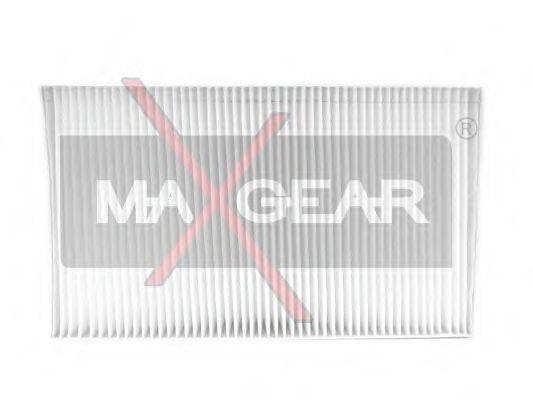 MAXGEAR 260237 Фильтр, воздух во внутренном пространстве