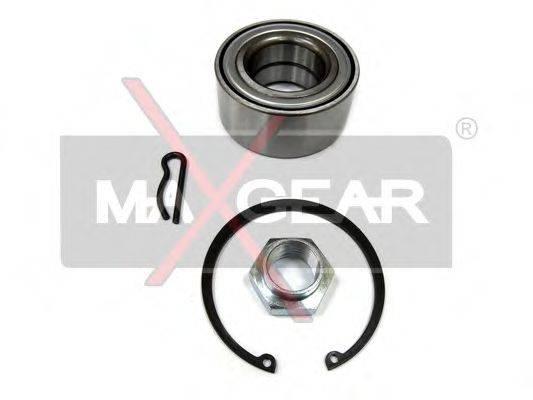 MAXGEAR 330047 Комплект подшипника ступицы колеса