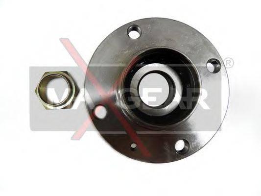 MAXGEAR 330058 Комплект подшипника ступицы колеса