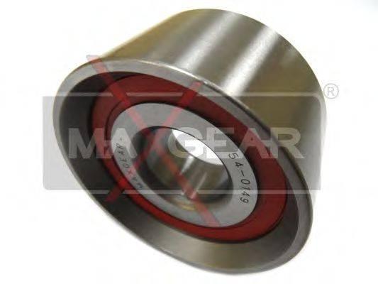 MAXGEAR 540149 Натяжной ролик, ремень ГРМ; Паразитный / Ведущий ролик, зубчатый ремень