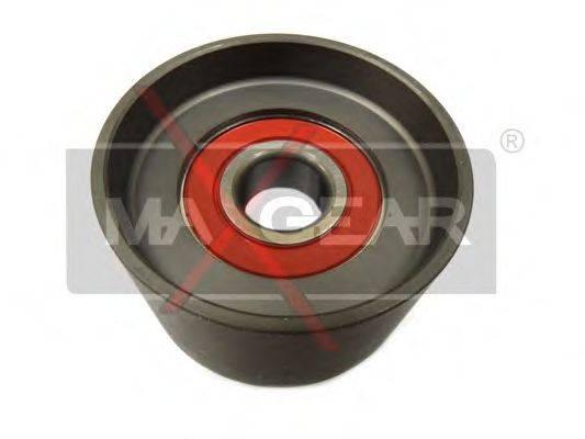 MAXGEAR 540217 Паразитный / ведущий ролик, поликлиновой ремень