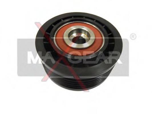 MAXGEAR 540304 Паразитный / ведущий ролик, поликлиновой ремень