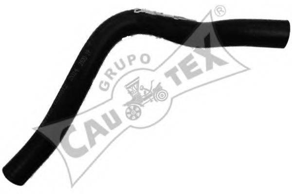 CAUTEX 026812 Шланг, теплообменник - отопление