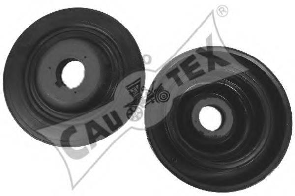 CAUTEX 081244 Ременный шкив, коленчатый вал