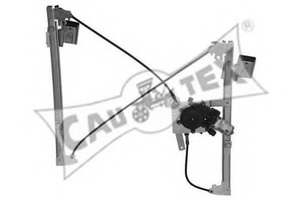 CAUTEX 467017 Подъемное устройство для окон