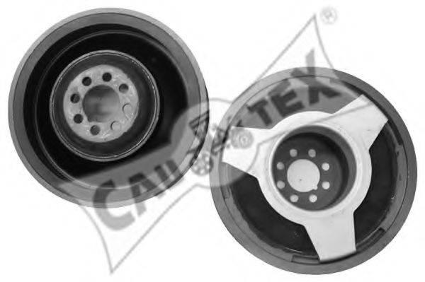 CAUTEX 460952 Ременный шкив, коленчатый вал