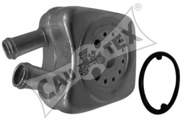CAUTEX 462434 масляный радиатор, двигательное масло