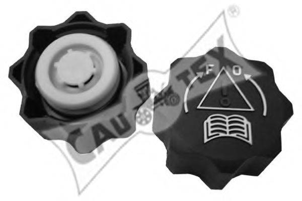 CAUTEX 954130 Крышка, резервуар охлаждающей жидкости