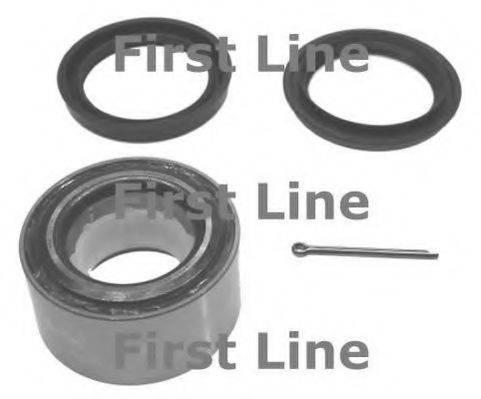 FIRST LINE FBK118 Комплект подшипника ступицы колеса