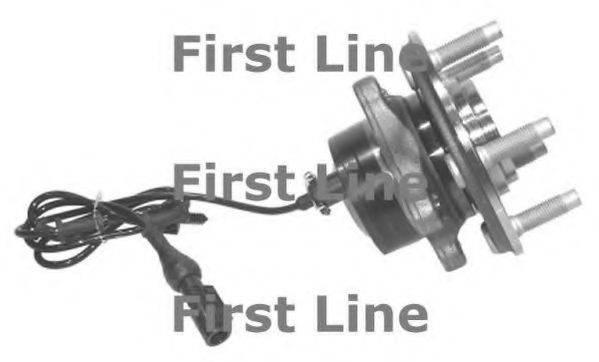 FIRST LINE FBK764 Комплект подшипника ступицы колеса