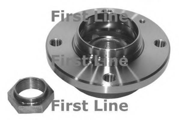 FIRST LINE FBK209 Комплект подшипника ступицы колеса