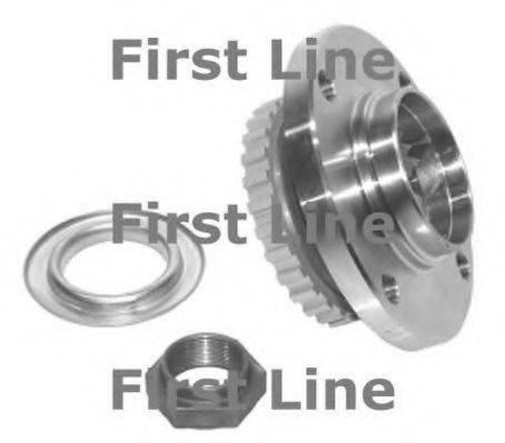 FIRST LINE FBK624 Комплект подшипника ступицы колеса