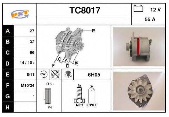SNRA TC8017 Генератор