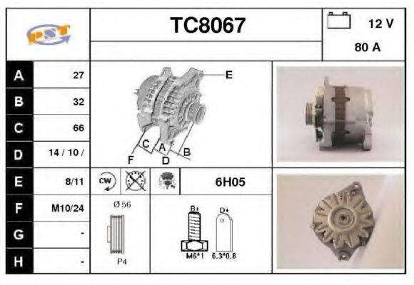 SNRA TC8067 Генератор