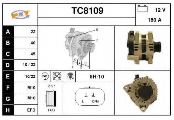 SNRA TC8109 Генератор