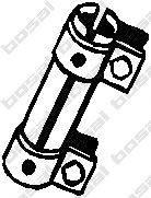 BOSAL 265459 Соединительные элементы, система выпуска