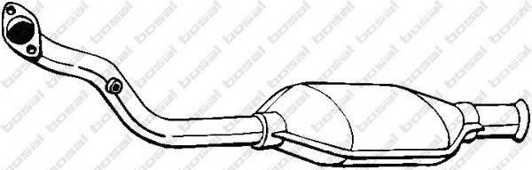 BOSAL 099622 Катализатор