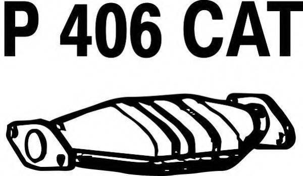 FENNO P406CAT Катализатор