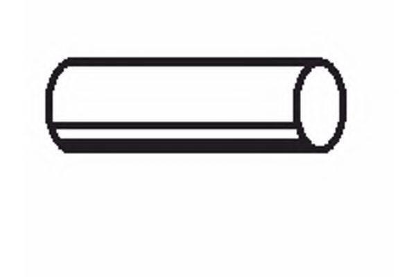 FENNO X25120 Кронштейн, труба выхлопного газа
