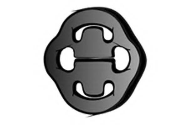 FENNO X30114 Резиновые полоски, система выпуска