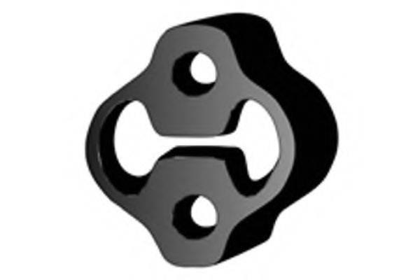 FENNO X30218 Резиновые полоски, система выпуска