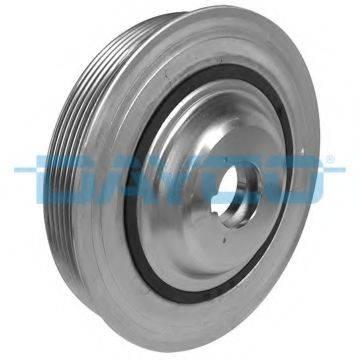 DAYCO DPV1203 Ременный шкив, коленчатый вал