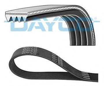 DAYCO 4PK1215 Поликлиновой ремень