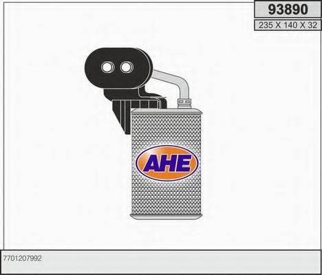 AHE 93890 Теплообменник, отопление салона