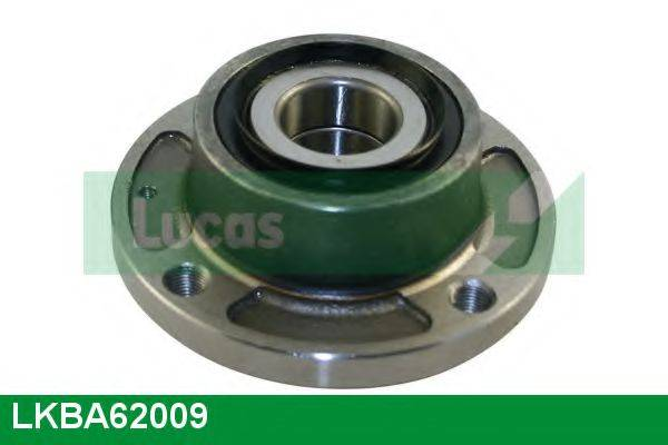 LUCAS ENGINE DRIVE LKBA62009 Комплект подшипника ступицы колеса