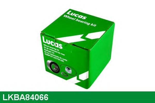 LUCAS ENGINE DRIVE LKBA84066 Комплект подшипника ступицы колеса