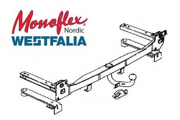 MONOFLEX 305158 Прицепное оборудование