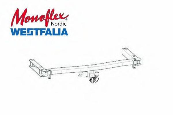 MONOFLEX 305245 Прицепное оборудование