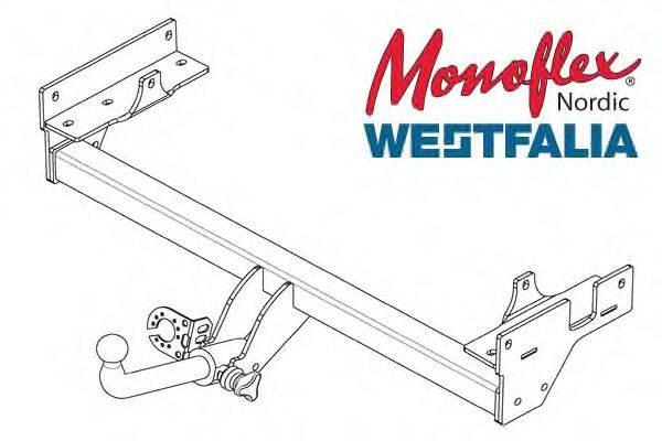 MONOFLEX 376038 Прицепное оборудование