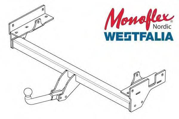 MONOFLEX 378038 Прицепное оборудование