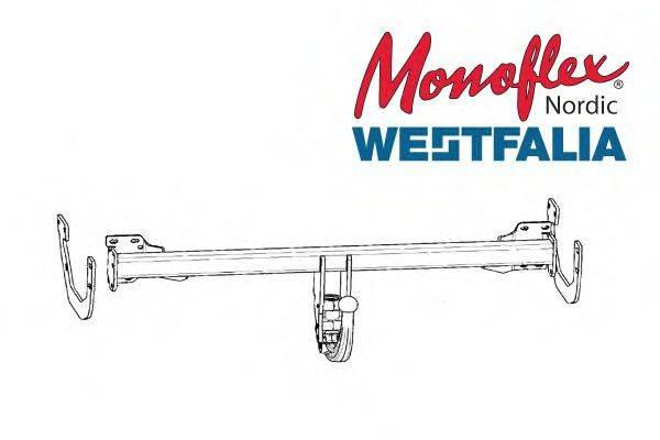 MONOFLEX 304135 Прицепное оборудование